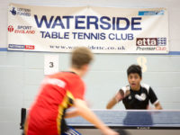 National Junior League at Waterside TTC: 26th Jan 2019 update