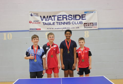 National Cadet League Final Round Results