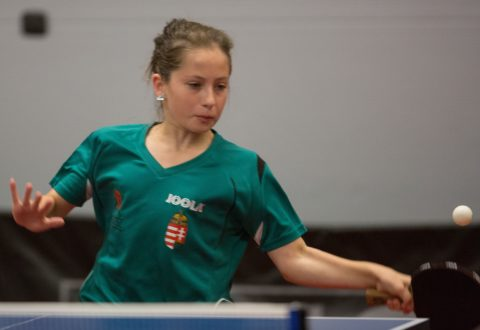 Sophie takes 5th place at Europe Top 12